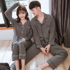 Matching Pajamas, Pajama Top, Relationship Goals, Thighs, Bomber Jacket, Sleeves, Cotton, Pants, Women