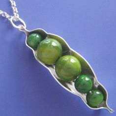 Five Peas in a Pod Necklace