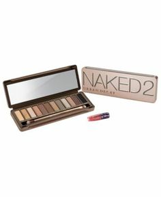 Urban Decay Naked2 Palette If only I could afford this!!!!!