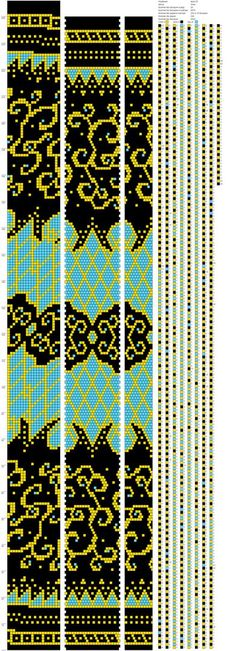 Жгутооргазм. Схемы жгутов Гламурной рыбки. fényképei – 15 album Bead Crochet, Beaded Jewelry, Jewellery, Diy And Crafts, Jewelry Making, Quilts, Beads, How To Make, Weaving