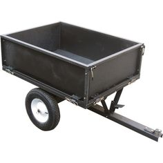 a dump cart for the lawn mower $99