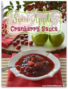 Sour Apple Cranberry