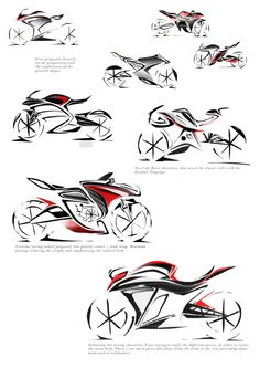 Honda EVRR on Behance