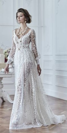 Courtesy of Maison Signore Wedding Dresses; www.maisonsignore.it