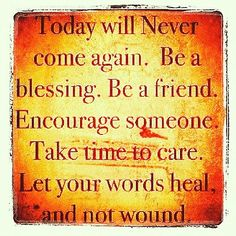 A great thought. #truth #blessing #life #quotes #Pinterest