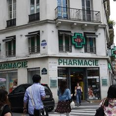 City Pharma: A User's Guide , French beauty product