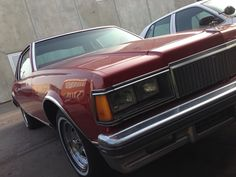 77 Caprice coupe