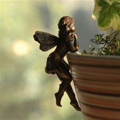 Fairy Pot Sitters