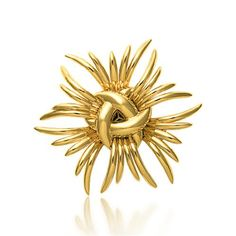 Verdura | Products | BROOCHES | Ray Brooch