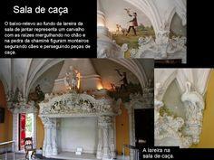 Viagem pela Arte II: Quinta da Regaleira – Um Mundo Fantástico - Palácio (sala de caça)