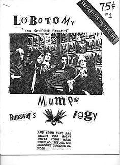 Lobotomy Fanzine