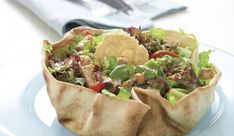 Greek Recipes, Guacamole, Salads, Food Porn, Food And Drink, Mexican, Ethnic Recipes, Cupcakes, Cupcake Cakes