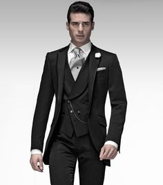 Italienische Fashion Bräutigam Anzüge, Modell: F16-(126)