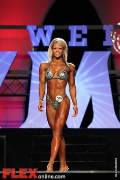 Nicole Wilkins - my inspiration