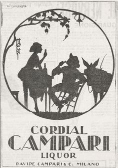 Cordial Campari | Explore VINTAGE AD photos on Flickr. VINTA… | Flickr - Photo Sharing!