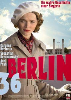 Berlin 36 - film - Językowy Precel