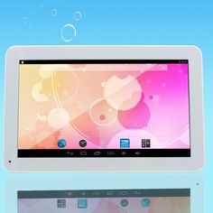76.22$  Buy now - http://aligzm.worldwells.pw/go.php?t=32332132424 - Big Size 10 Inch Quad Core Android4.4 Tablet Pc1GB 8GB WiFi BT  Video OutPut Dual Camera 5000MaH Big Bettery 1G 8G Quad Core