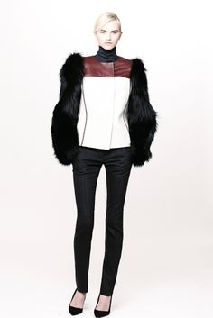 Narciso Rodriguez Pre-Fall 2012 Collection Slideshow on Style.com