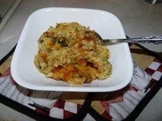Cheddar's Restaurant -  Cheesy Broccoli Casserole