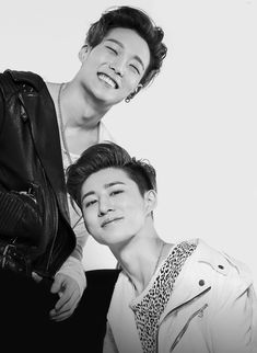 iKON Bobby and B.I