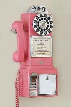 pink phone <3