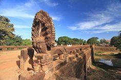 Khmer temples of Angkor Wat ... Siem Reap, Cambodia