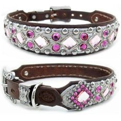large breed dog collars desaign
