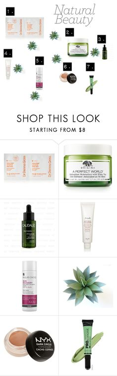 """Minimalist Magic"" by trendystylist101 ❤ liked on Polyvore featuring beauty, Dr. Dennis Gross Skincare, Origins, Fresh, Paula's Choice, NYX, L.A. Girl, flawless, skincare and beautyroutine"