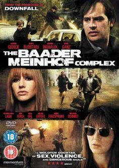 Baader Meinhof Complex, The (Der Baader Meinhof Komplex) (2008)