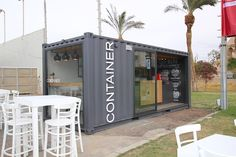 Container on Behance