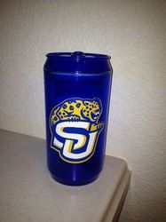 Southern University SU and A&M College Jaguars by NylasGiftShoppe, $12.00