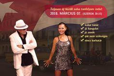 Salsa tanfolyam indul március 07.-én Salsa, Tropical, Dance, Summer Dresses, Fashion, Dancing, Moda, Summer Sundresses, Fashion Styles