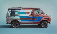 Vehicles by Kevin Cyr | A R T N A U