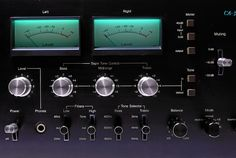 Sansui CA 3000 Stereo Preamplifer (1976) All Rights Reserved