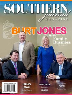 """""""We were expected to work hard and a sense of unity was always encouraged among my siblings and I."""" Learn more about Burt Jones, Founder and President of J.P. Capital Insurance, Incorporated. and GA Senator to District 25. #Leader #Leadership #HardWork #Integrity #Character #CoverStory"""