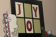 Blog Page of TONS of Christmas DIY Decoration Ideas