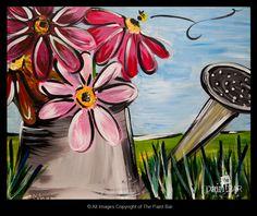 http://thepaintbar.com/admin/paintings/February152012839GerbersinaWateringCan.jpg