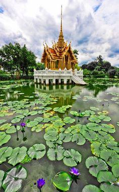 Rama IX Park - Bangkok, Thailand