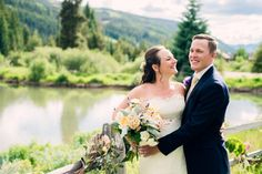 Browse gorgeous wedding photos from real Zola couples, and find ideas, venues, vendors, and more for your special day. Keystone Resort, Keystone Colorado, Lodge Wedding, Summer Events, Old World Charm, Pretty Pastel, Rustic Chic, Summer Wedding, Real Weddings