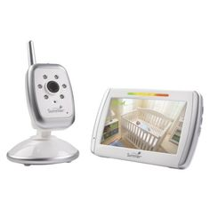 "Summer Infant 5"" Wide View Digital Rechargeable Video Baby Monitor"