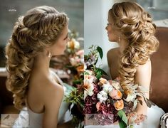 Wedding Hairstyles with Luscious Elegance