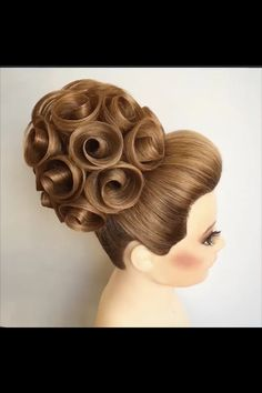 Georgiy Kot hairstyle! Rose hair! Gorgeous intricate perfect hair