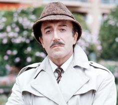 9127050fd8d Peter Sellers as Inspector Clouseau in  The Pink Panther  film series.