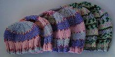 Ravelry: Teeny, Tiny, Preemie Hats-free pattern by Cheryl Andrews