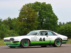 Trans Am Jaguar XJS - 1978 manufacturer champion with Group 44 running the team and Bob Tullius at the controls.