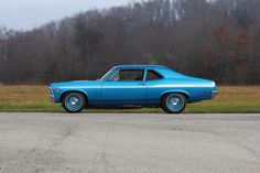 """Yenko called the SC427Nova""""barely legal at best"""" and """"the wildest thing we ever did."""" How wild, exactly? Chevy refused to build a car to this spec through the COPO program, and COPO built some hairy rides."""