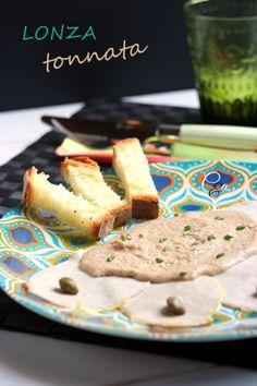 Lonza con salsa tonnata | Cucinando e assaggiando... | Bloglovin'