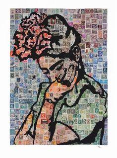 Frida and The World Spiderman, Gallery, Artwork, Prints, Spider Man, Work Of Art, Roof Rack, Auguste Rodin Artwork, Artworks