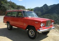 Love Classic Jeeps