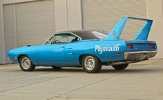 1970 Plymouth Roadrunner Superbird  Maintenance/restoration of old/vintage vehicles: the material for new cogs/casters/gears/pads could be cast polyamide which I (Cast polyamide) can produce. My contact: tatjana.alic@windowslive.com